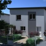Programme immobilier le clos Bourguignon à Bourg de Péage