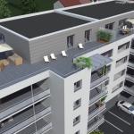 Programme immobilier Résidence le JFK à Bourg-de-Péage