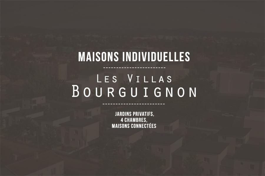 """Programme """"Les Villas Bourguignon"""""""