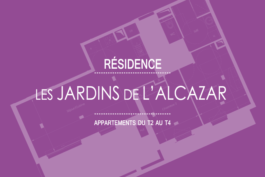 "Programme ""Les Jardins de l'Alcazar"""